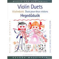 Violinduos für Anfänger