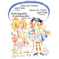 Duette für Violine und Viola 1