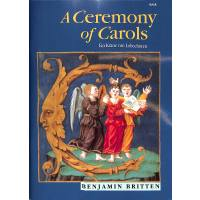A ceremony of carols op 28
