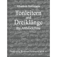 TONLEITERN + DREIKLAENGE