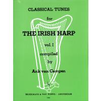 Classical tunes for irish harp 1