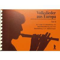 Volkslieder aus Europa 2