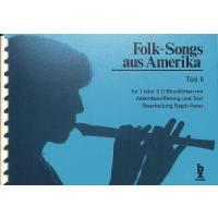 Folksongs aus Amerika 2