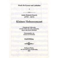KLEINES HOBOECONCERT