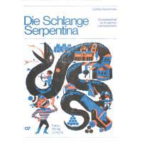 Die Schlange serpentina