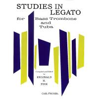 Studies in Legato for bass trombone and tuba