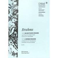 Ein deutsches Requiem op 45