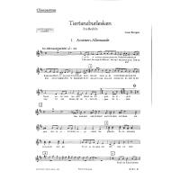 Weihnachtslieder Für Kinderchor Noten.Tiertanzburlesken