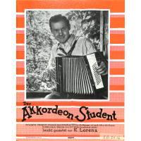 Der Akkordeon Student