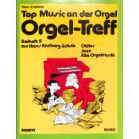 ORGELTREFF 5 - OLDIES JAZZ ALTE ORGELMUSIK