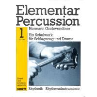 Elementar percussion 1