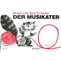 DER MUSIKATER - MUSIK + TANZ FUER KINDER 1