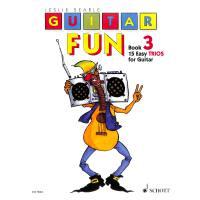 Guitar fun 3 - 15 leichte Trios