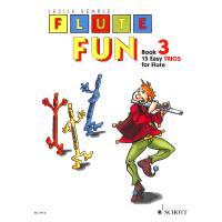 FLUTE FUN 3 - 15 EASY TRIOS