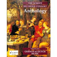 ANTHOLOGY 5 - GERMAN + DUTCH MUSIC