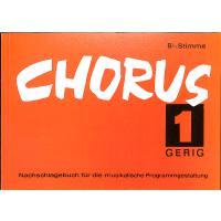 Chorus Heft 1