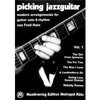 PICKING JAZZGUITAR 1