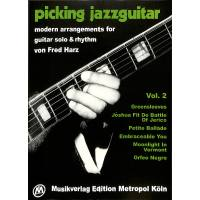 PICKING JAZZGUITAR 2