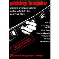 Picking Jazzguitar 3