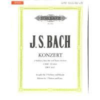 Konzert d-moll BWV 1043