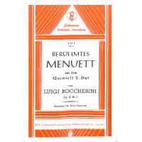 BERUEHMTES MENUETT