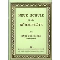 Neue Schule für Böhmflöte
