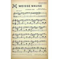 WEISSE MAEUSE