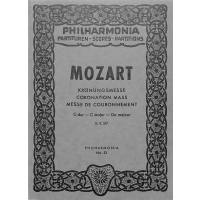 Missa C-Dur KV 317 (Krönungsmesse)