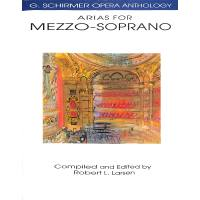 Arias for mezzo soprano