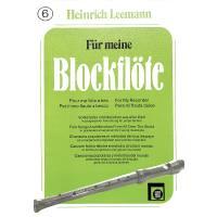 FUER MEINE BLOCKFLOETE 6