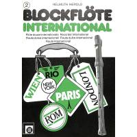 Blockflöte international 2