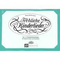 FROEHLICHE KINDERLIEDER 2