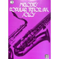Melodies popular tenor sax solos