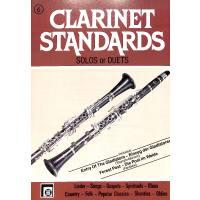 Clarinet Standards 6