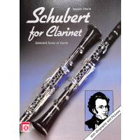 SCHUBERT FOR CLARINET