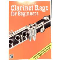 CLARINET RAGS FOR BEGINNERS