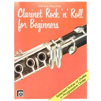CLARINET ROCK'N ROLL FOR BEGINNERS