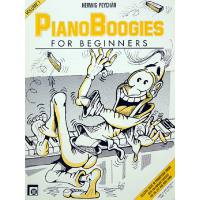 Piano Boogies for beginners 1