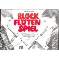 FROEHLICHES BLOCKFLOETENSPIEL 3
