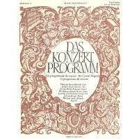 Das Konzert Programm 4