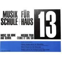 Musik für Schule + Haus 13
