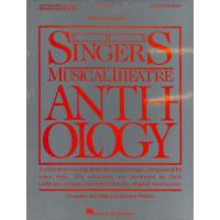 Singer's musical theatre anthology 1