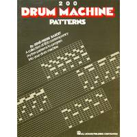 200 drum machine patterns 1