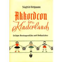 Akkordeon im Kinderland
