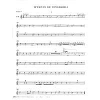 Hymnus de venerabili 1-4