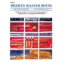 Belwin master duets 1 - intermediate