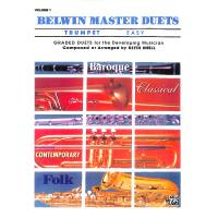 Belwin master duets 1 - easy
