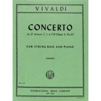 CONCERTO GROSSO A-MOLL OP 3/6 RV 356 F 1/176 T 411