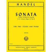 Sonate g-moll op 2/8
