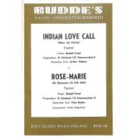 INDIAN LOVE CALL - UEBER DIE PRAERIE